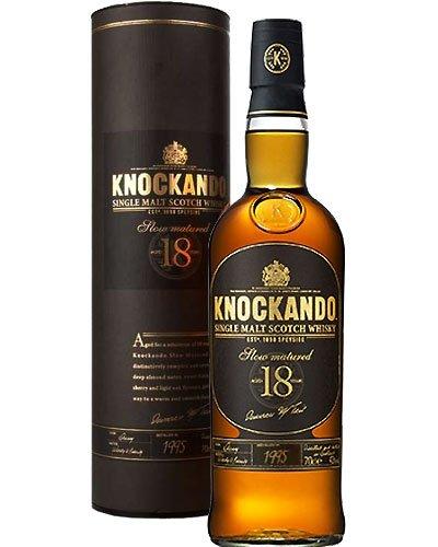 Knockando 18 Jahre 1995 - 2016 Slow Matured Whisky 0,7 L