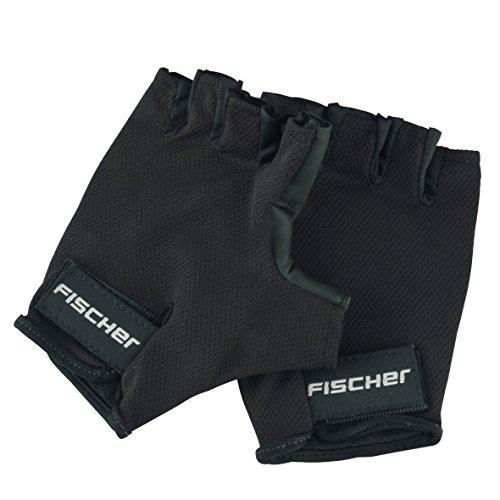 Fischer Unisex-Erwachsene Classic Sporthandschuh, Schwarz, S/M