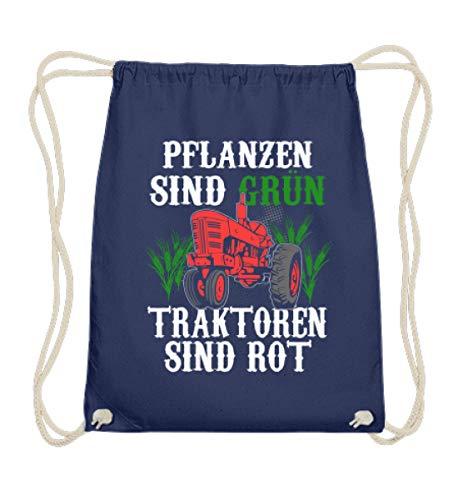 Shirtee Camiseta de tractor para agricultura, regalo para agricultores, texto en alemán:...