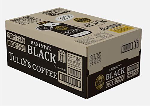 『伊藤園 タリーズコーヒー バリスタズブラック ボトル缶 390ml×24本』の2枚目の画像