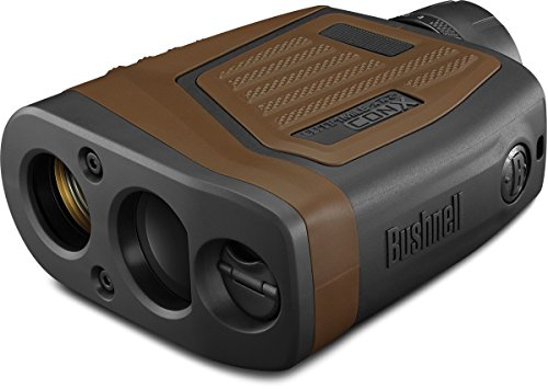 Bushnell Elite 1 Mile con-X Brown, Bluetooth Laser Outdoor Telémetro, 7 x 26, Unisex, Marrón