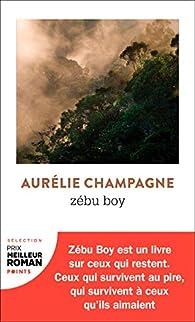 Zébu Boy par Aurélie Champagne