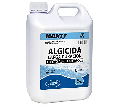 LOLAhome Algicida líquido de acción rápida y Larga duración de 5 litros