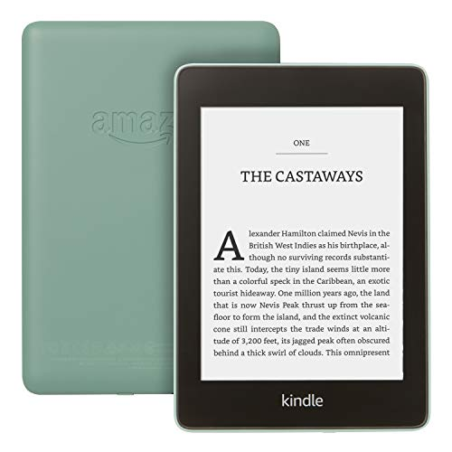 All New Kindle Paperwhite | Waterproof, 6' High-Resolution Display, 8 GB—with Special Offers—Sage