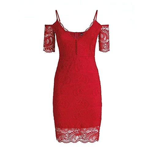 Guess Davina W93K0DK8T90 - Vestido para Mujer