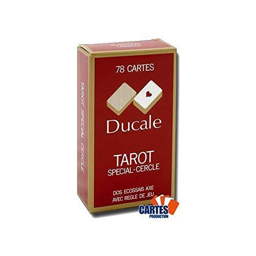 Jeu de 78 cartes : Tarot Ducale