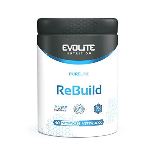 EVOLITE Nutrition Rebuild Pure 400g–Best Regeneration