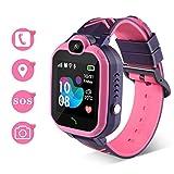Kids Smartwatch phone Smart Watch for Kids with GPS Tracker SOS Camera Alarm