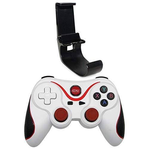 Gen Juego X3 Controlador de Juego Inteligente Inalámbrico Joystick Bluetooth Gamepad Gaming Control Remoto T3/S8 Teléfono PC Teléfono Tablet
