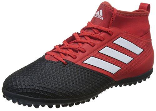 Adidas Ace 17.3 Primemesh Tf, Scarpe da Calcio Uomo, Rosso (Red/Ftwwht/Cblack), 44 EU