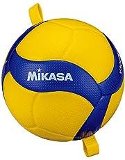 Mikasa V300W-AT-TR - Balón de Voleibol Unisex para Adultos, Color Azul, 5