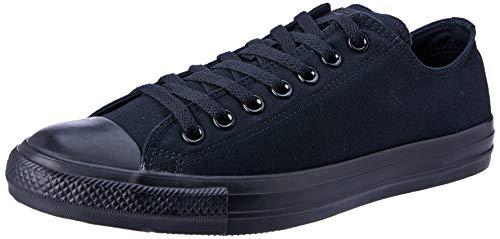 Converse Converse Chuck Taylor All Star, Unisex - Erwachsene Sneaker, Schwarz (Monocrom), Gr.48 EU