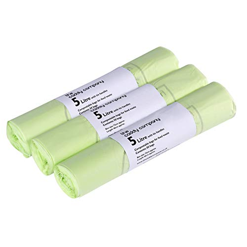 All-Green - Bolsa para Compost, 5 l