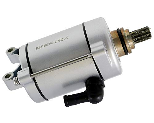 2EXTREME 11 Zähne Anlasser, Starter kompatibel für Bashan Eagle, Lyda, Shineray Haili, Quad, ATV