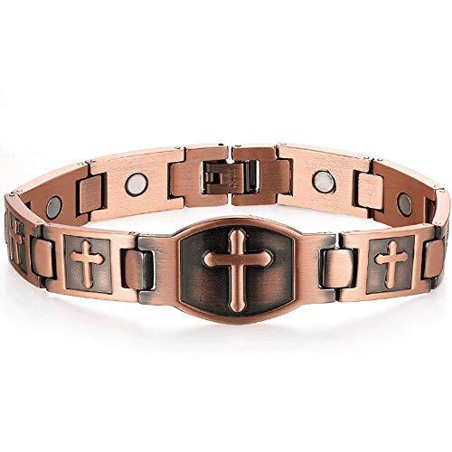 Magnetic Bracelet Pure Copper Magnetic Bracelets For Arthritis And Carpal Tunnel