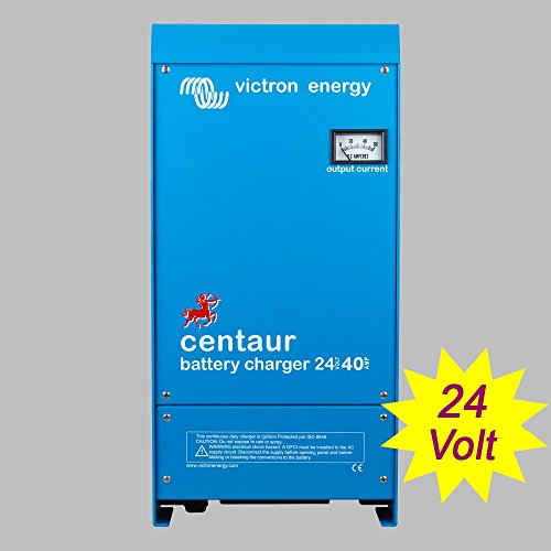 Batterie- IUoU Ladegerät 24V / 40A - 3- Ausgänge