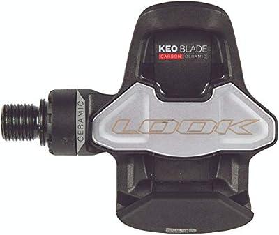 LOOK Keo Blade Carbon CR Ceramic Road Pedals - Black 12