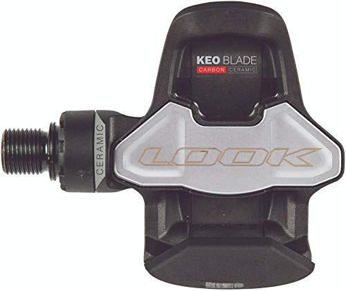 Look Kéo Blade Pedales ceramicos/Carbono para Bicicleta, Deportes y Aire Libre, Negro,...
