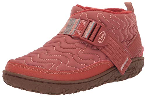 Chaco Women's Ramble Ankle Boot, Brick, 6 M US