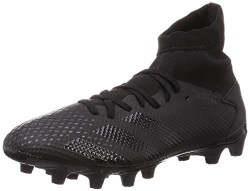 adidas Predator 20.3 MG, Zapatillas de fútbol para Hombre, Cblack Dgsogr, 46 EU