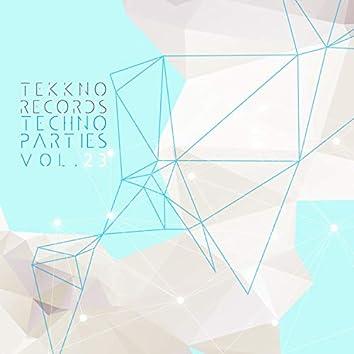 Techno Parties Vol.23