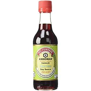 KIKKOMAN Tamari Gluten Free Soy Sauce 250 ml