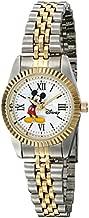 Disney Women's W001993 Mickey Mouse Two-Tone Watch