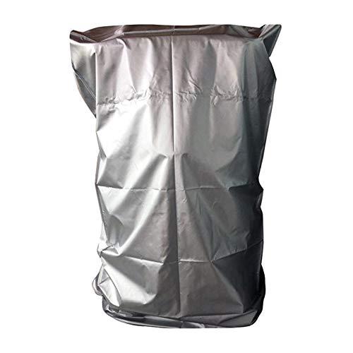 Perfeclan Tapis Roulant Pieghevole della Copertura Impermeabile-2021 Aggiornato Funzionamento della Macchina Coperchio di Protezione Antipolvere Copertura Heavy - Silver_117x97x168cm