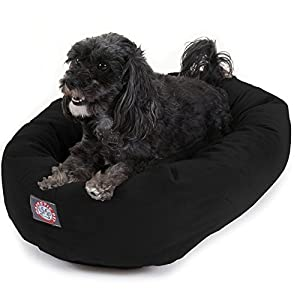 Suede Dog Bed By Majestic Pet Products