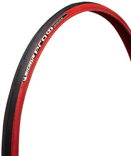 Michelin Rennrad Reifen Pro 4, rot, FA003463145