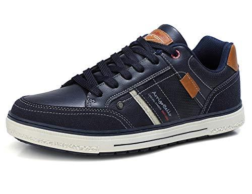 ARRIGO BELLO Zapatos Hombre Vestir Casual Zapatillas Deportivas Transpirables Sneaker Caminar Correr...