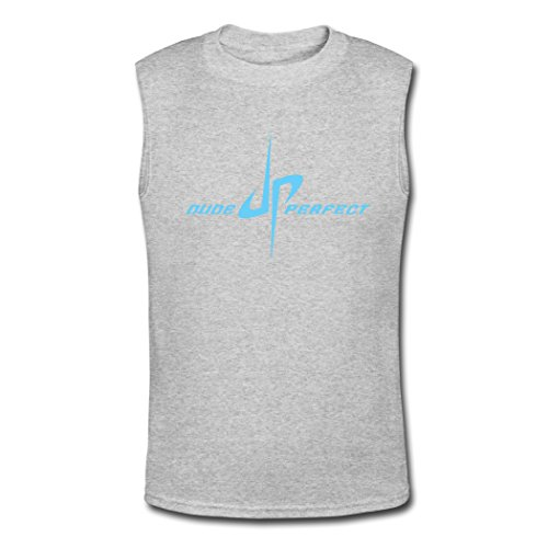 2016 Incomparable Dude Perfect Basketball Teaching Male Tank top Medium