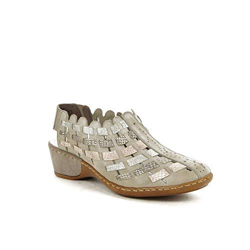RIEKER - Zapato Casual para: Mujer