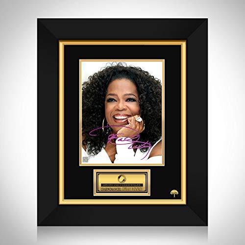 RARE-T Oprah Winfrey Limited Signature Edition Studio Licensed Photo Custom Frame