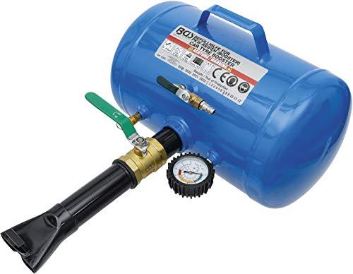 BGS 8365 | Befüllhilfe für Pkw-Reifen (Booster) | Reifenfüller | Airbooster | Luftkanone | Befüllhilfe | 20 l