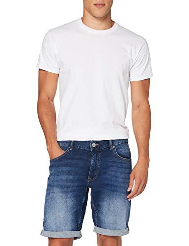 Q/S designed by - s.Oliver Herren 520.12.006.26.180.2036807 Jeans-Shorts, 56Z7, 34