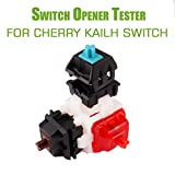 Switch Opener Tester for Cherry Kailh Switches for Mechanical Keyboard, Upgraded Mini Switches Accessories Tool to Open & Test Switches for MX Keyboards, Customize Mod Switch for Keyboard Keycap Lover