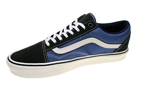 Vans Old Skool VD3HNVY - Zapatillas de skate (talla 37), color azul marino