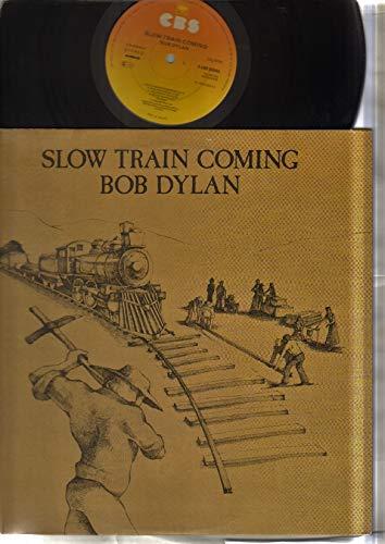 BOB DYLAN - SLOW TRAIN COMING - LP vinyl record