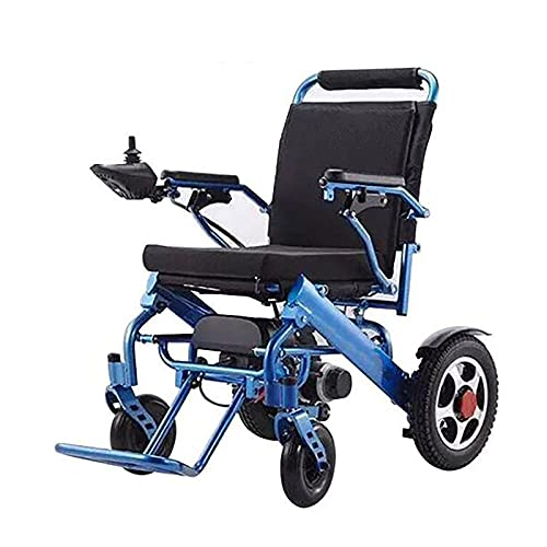 Scooter de viajes al aire libre de la absorción de choque de doble resorte para los ancianos, la aleación de aluminio plegable de la batería de litio liviana de la batería eléctrica