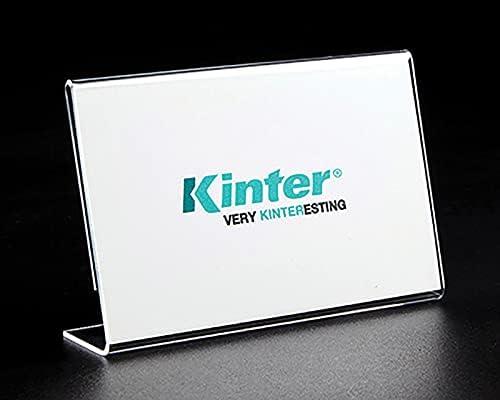 Kinter 5-1 2 in. Austin Mall H x 1-7 7-1 Back W Clear 16 half L Slant