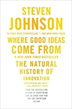 [1594485380] [9781594485381] Where Good Ideas Come From: The Natural History of Innovation Reprint Edition-Paperback