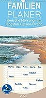 Kurische Nehrung: am laengsten Ostsee-Strand - Familienplaner hoch (Wandkalender 2022 , 21 cm x 45 cm, hoch): Die Kurische Nehrung: 98 Kilometer traumhafter Strand (Monatskalender, 14 Seiten )