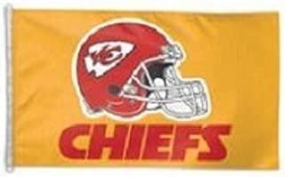 Wincraft NFL 3' X 5' Helmet Design Premium Flag with D-Rings