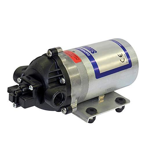 Shurflo Bomba de Presión de Agua 24V 11.3 litros/Minuto 6,9 Bar - Agraria/Limpieza/Fumigación 8000-953-238