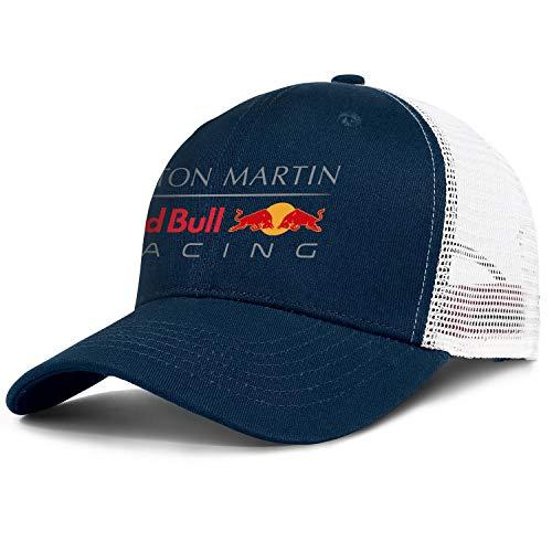 Red-Bull-F1-Racing-Car-Logo- Baseball Cap for Men