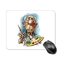 3 Dピカソの図マウスパッド ゲーミング オフィス最適 高級感 おしゃれ耐久性が良 付着力が強い20x25x0.3cm