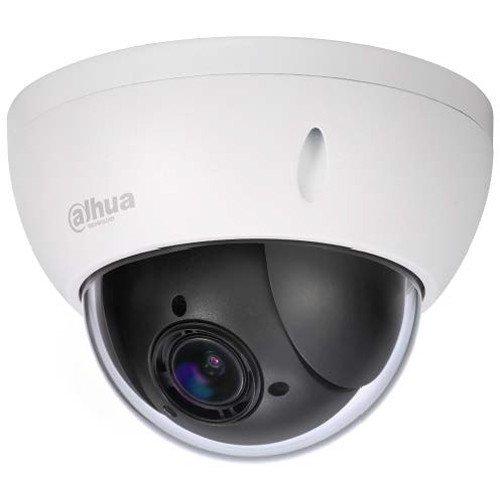 Dahua PTZ SD22404T-GN - Cámara IP (4 Mpx, objetivo PoE, 2,7 mm ~ 11 mm, zoom óptico 4x, ONVIF WDR, versión inglesa, firmware actualizable)