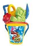 Cubo completo Superwings