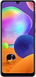 Samsung Galaxy A31 Dual SIM, 128GB, 4GB RAM, 4G LTE, UAE Version - Prism Crush Black - 1 year local brand warranty